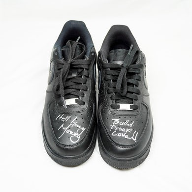 AllBlack Mozzy: Nike Air Force 1 Low - Black