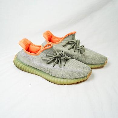 ALLBLACK: Adidas Yeezy Boost 350 V2 - Desert Sage