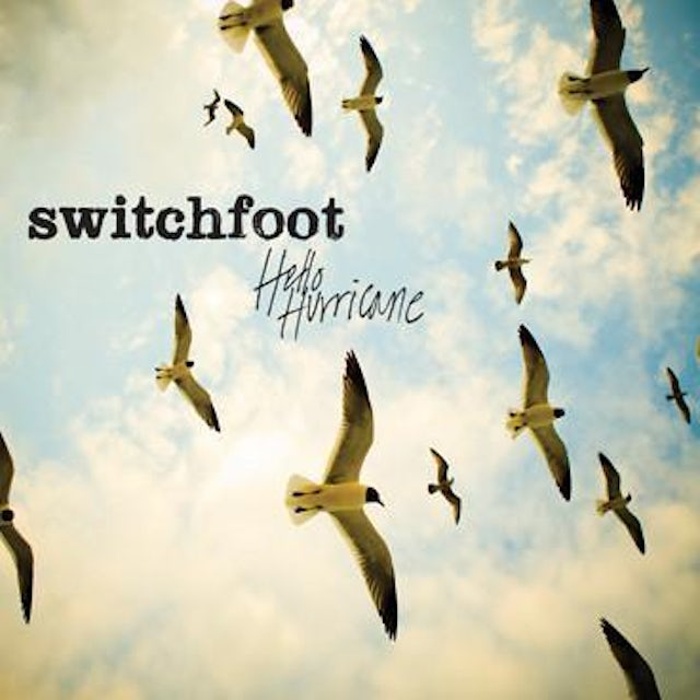 Switchfoot Hello Hurricane Deluxe - CD & DVD