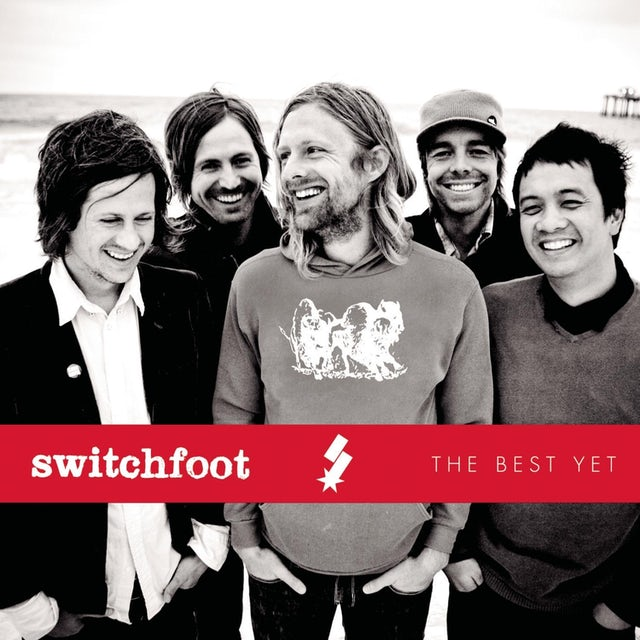 Switchfoot The Best Yet CD