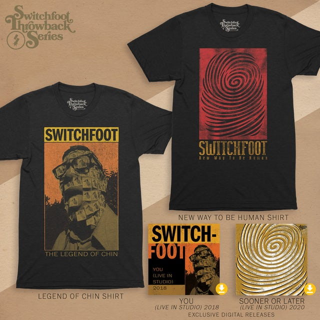 Switchfoot Throwback Series Bundle