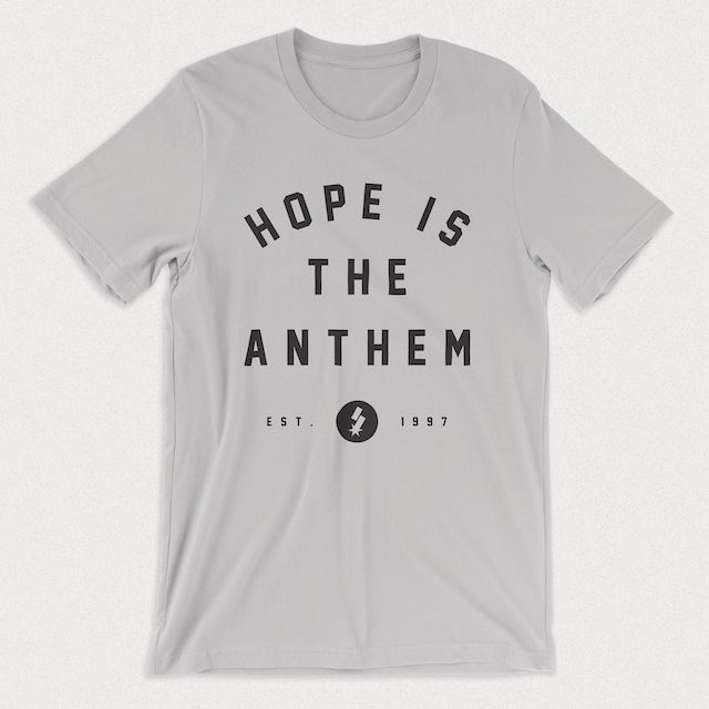 Switchfoot Hope is the Anthem Tee