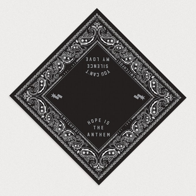 Switchfoot Hope is the Anthem Bandana
