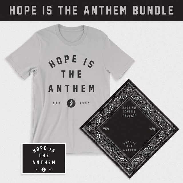 Switchfoot Hope is the Anthem Bundle