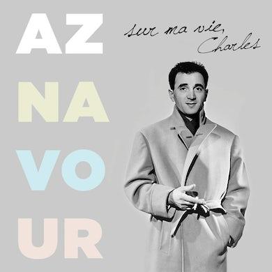 Charles Aznavour / Sur ma vie - LP Vinyl