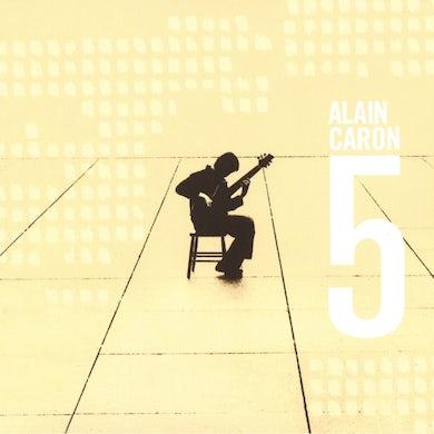 Alain Caron / 5 - CD