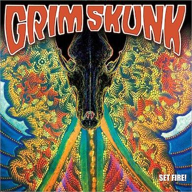 GrimSkunk / Set Fire! - CD