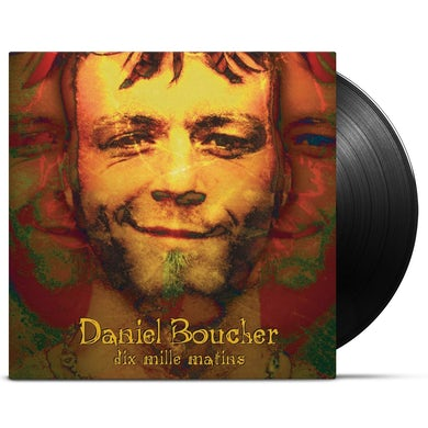 Daniel Boucher / Dix mille matins - LP Vinyl