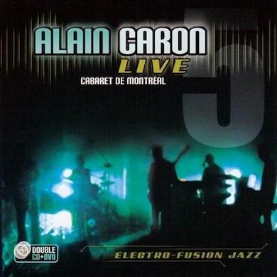 Live 5 - Cabaret de Montréal - 2CD + DVD