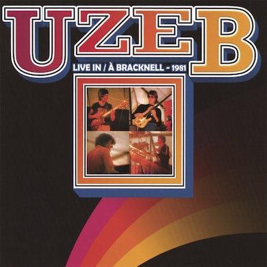 UZEB / Live in Bracknell (1981) - CD
