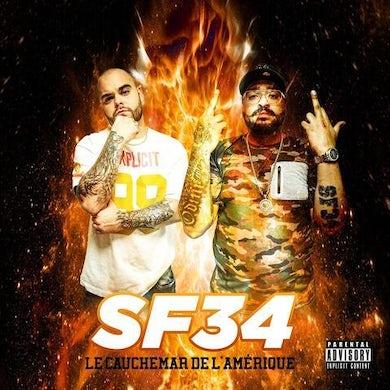 SF34 / Le cauchemar de l'Amérique - CD