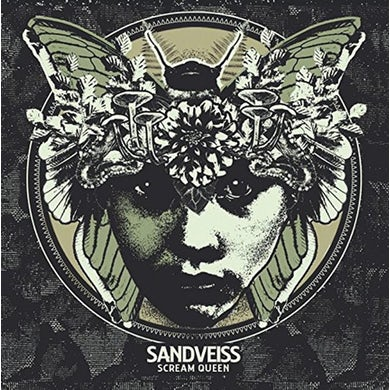 Sandveiss / Scream Queen - CD