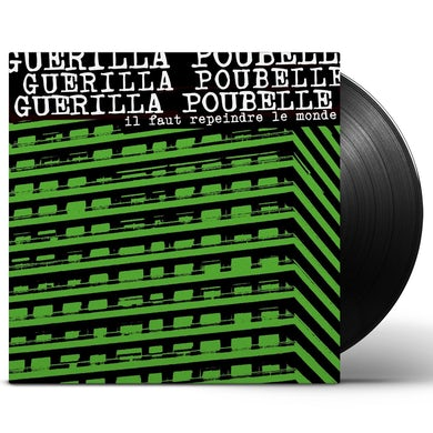 Il faut repeindre le monde… en noir - LP Vinyl + CD