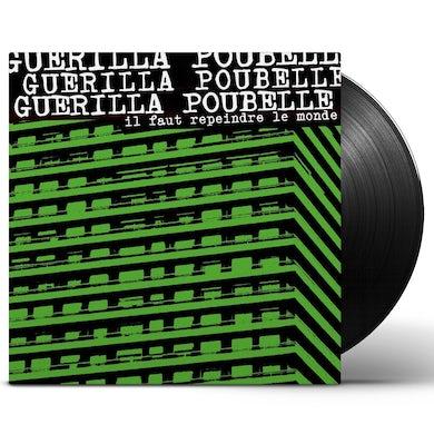 Guerilla Poubelle / Il faut repeindre le monde… en noir - LP Vinyl + CD