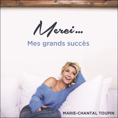 Merci… Mes grands succès - CD