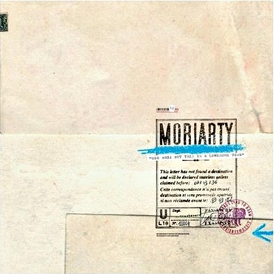 Moriarty / Gee Whiz But This Is a Lonesome Town - 2LP Vinyl