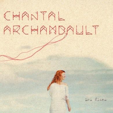 Chantal Archambault / Les élans - LP Vinyle