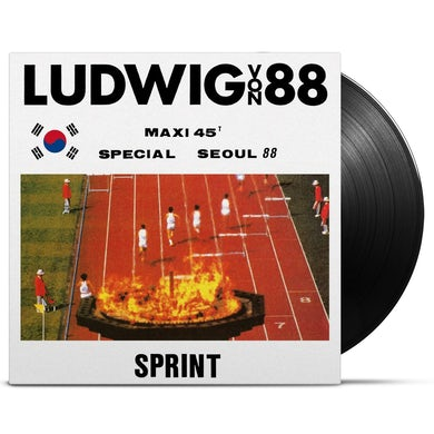 "Sprint (EP) - 12"" Vinyl"