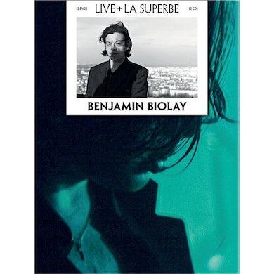 Benjamin Biolay / Live (Le coffret) - 2DVD/2CD