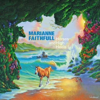 Marianne Faithfull / Horses and High Heels - CD
