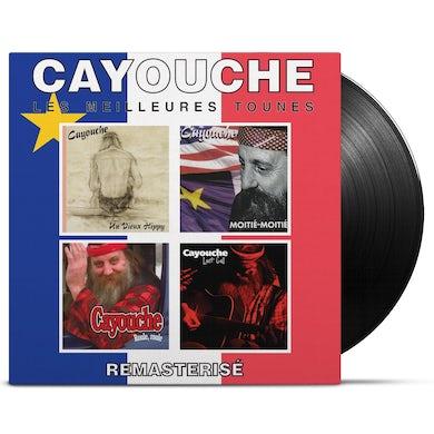 Cayouche / Les meilleures tounes - LP Vinyl + CD