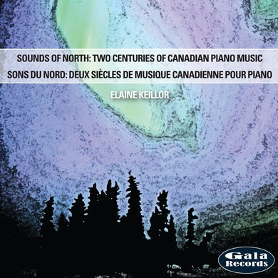 Elaine Keillor / Sons du Nord - Sounds of North - 4CD