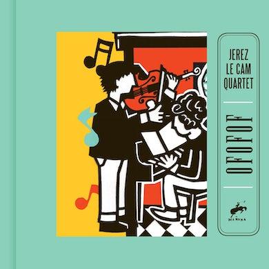 Jerez Le Cam Quartet / Ofofof - CD