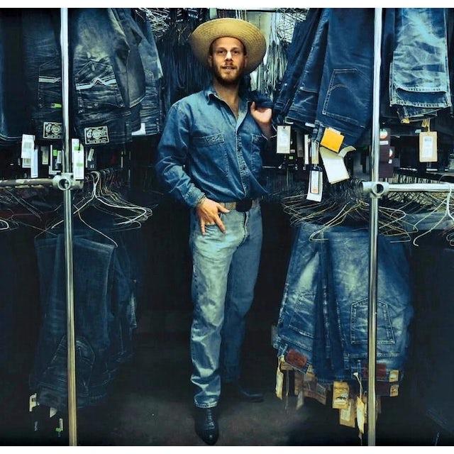 Bleu Jeans Bleu / Haute couture (Gold) - LP Vinyle