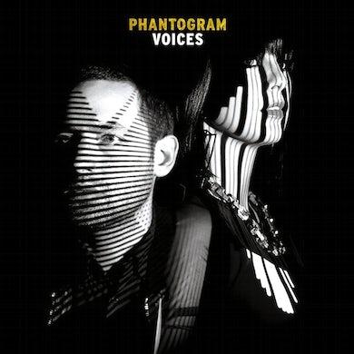 Phantogram / Voices (U.S. Edition) - CD