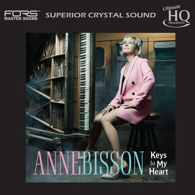 Anne Bisson / Keys to My Heart - UHQCD