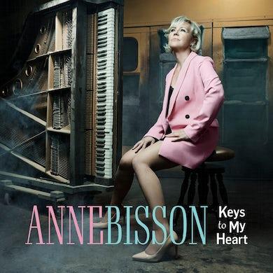 Anne Bisson / Keys to My Heart - 2LP Vinyle