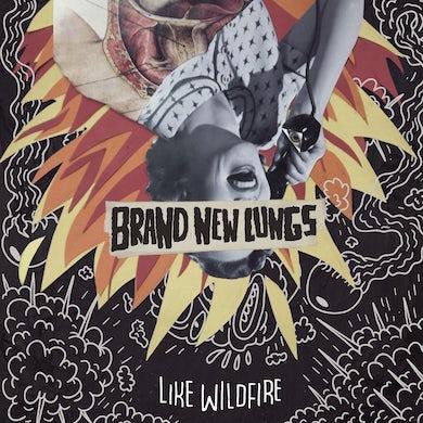 Brand New Lungs / Like Wildfire - LP Vinyl