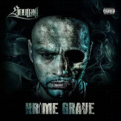 Souldia / Krime grave - CD
