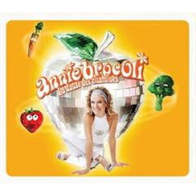 Annie Brocoli / La Danse Des Vitamines - CD