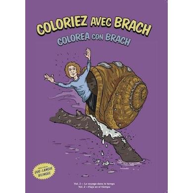 Philippe Brach / Coloriez Avec Brach V2 - Livre