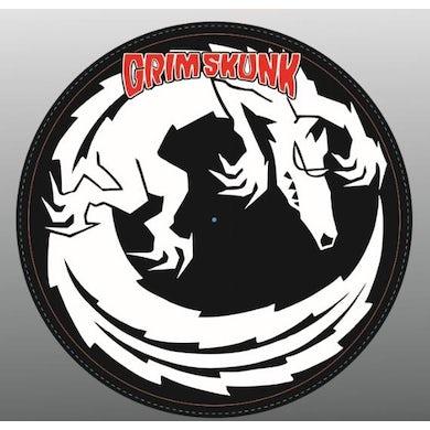 "GrimSkunk - 12"" Turntable Slipmat (Vinyl)"