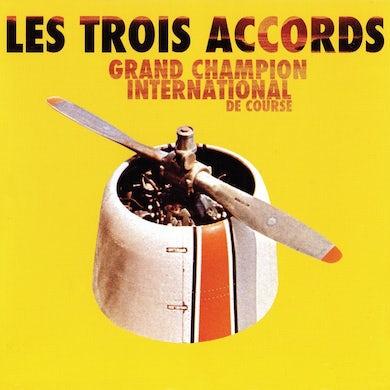 Les Trois Accords / Grand champion international de course - LP Vinyl