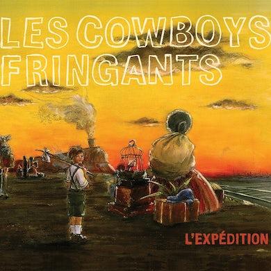 Les Cowboys Fringants / L'expédition - CD
