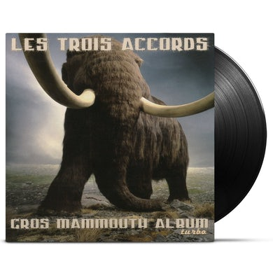 / Gros Mammouth Album Turbo - LP Vinyl