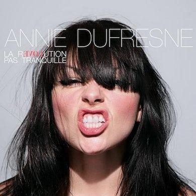 Annie Dufresne / La révolution pas tranquille - CD