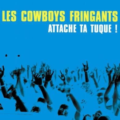 Les Cowboys Fringants / Attache ta tuque! - 2CD + DVD