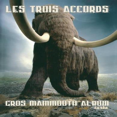 Les Trois Accords / Gros Mammouth Album Turbo - CD