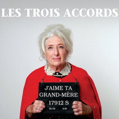 Les Trois Accords / J'aime ta grand-mère - LP Vinyl