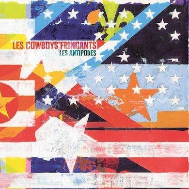 Les Cowboys Fringants / Les antipodes - CD