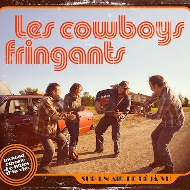 Les Cowboys Fringants / Sur un air de déjà vu - CD