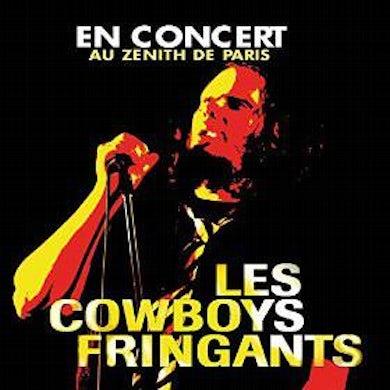 Les Cowboys Fringants / En concert au Zénith de Paris - CD