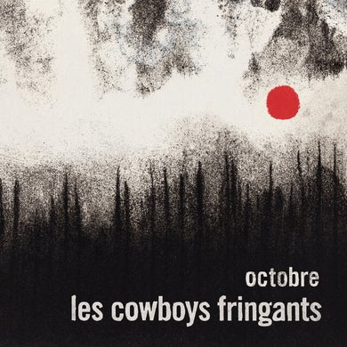 Les Cowboys Fringants / Octobre - CD