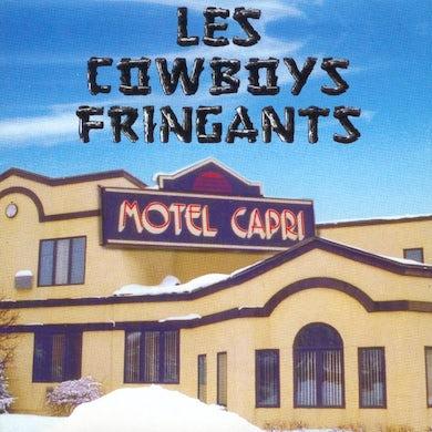 Les Cowboys Fringants / Motel Capri - CD