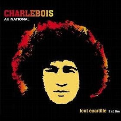 Robert Charlebois / Au National - Tout écartillé - 2CD