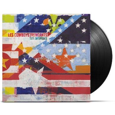 Les Cowboys Fringants / Les antipodes - LP Vinyl
